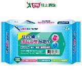 立得清 淨味消臭抗菌濕拖巾15片
