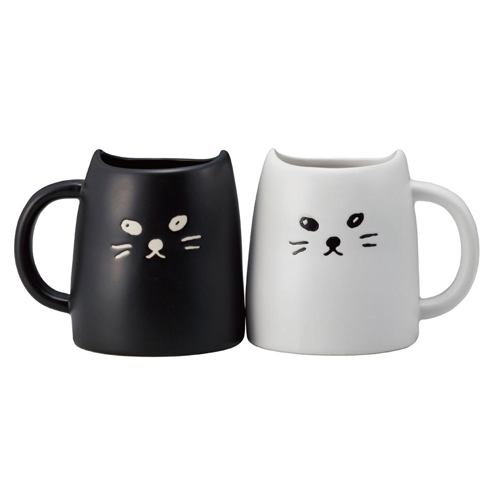 日本 sunart 對杯 - 黑白配
