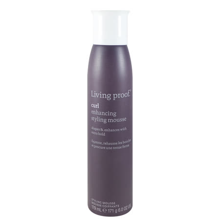 Living Proof 卷度4号 慕斯 179ml Curl Enhancing Styling Mousse