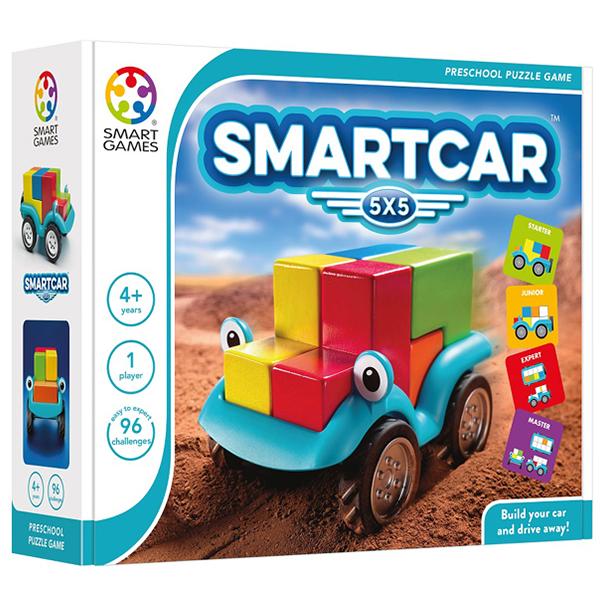 【比利時 SMART GAMES 桌遊】超級吉普車 ACT06293