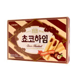 Crown 巧克力榛果醬威化條 142g