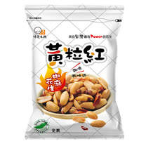 【黃粒紅】椒麻花生家庭號3包組