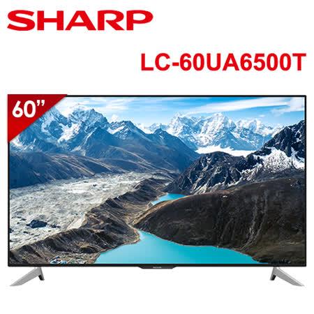 SHARP夏普 60型 4K連網液晶顯示器
