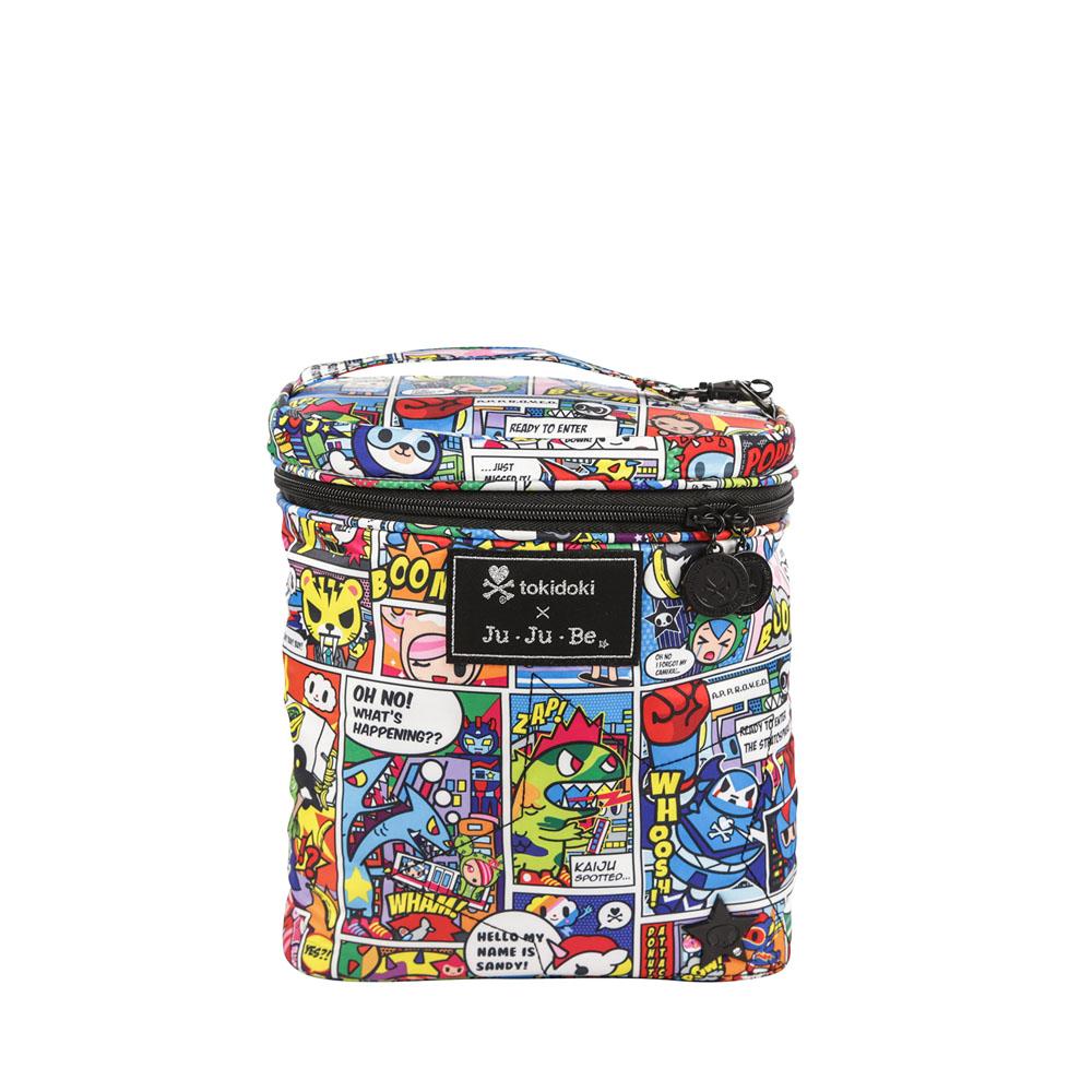 【美國JuJuBe媽咪包】FuelCell保溫保冷袋-tokidoki聯名款:Super Toki 超級英雄