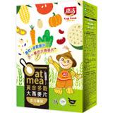 廣吉 多穀大燕麥片-活力纖蔬 750g/每盒