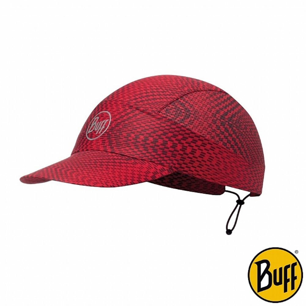 BUFF 紅莓果醬 FASTWICK極速排汗遮陽帽