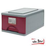 【MR.BOX】D095抽屜式整理箱16.5L (3入)