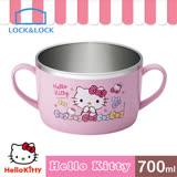 【樂扣樂扣】HELLO KITTY 不鏽鋼湯杯/700ML