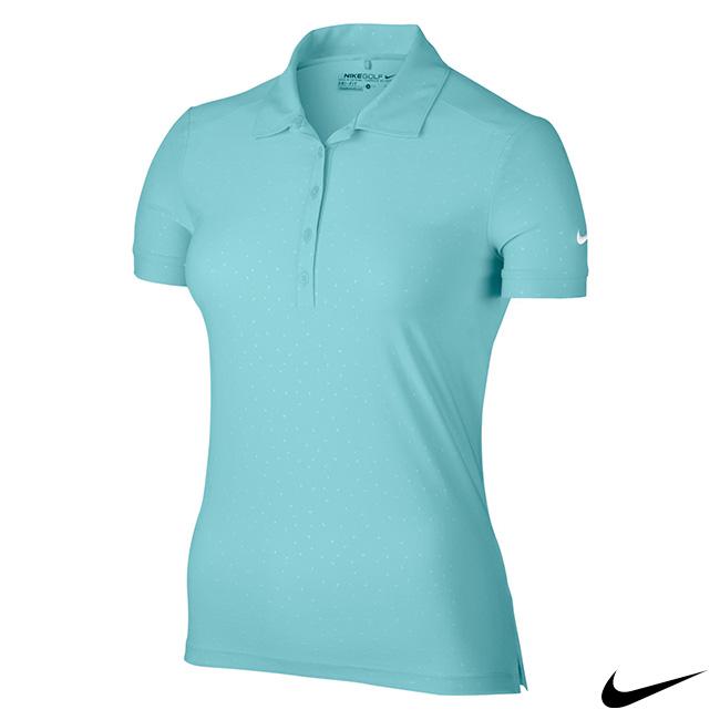 Nike Golf 運動短袖polo衫 藍 803050-466