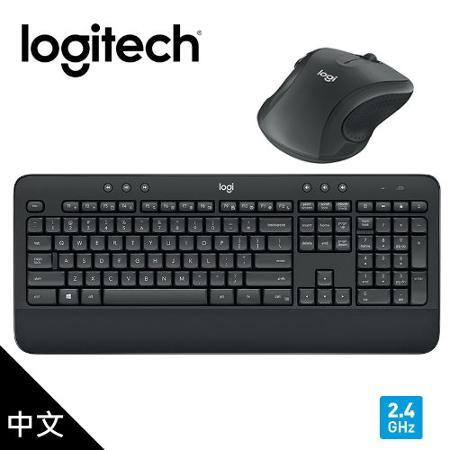 MK545 無線滑鼠鍵盤組