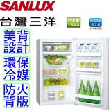 【SANLUX 台灣三洋】97L單門電冰箱SR-B97A5
