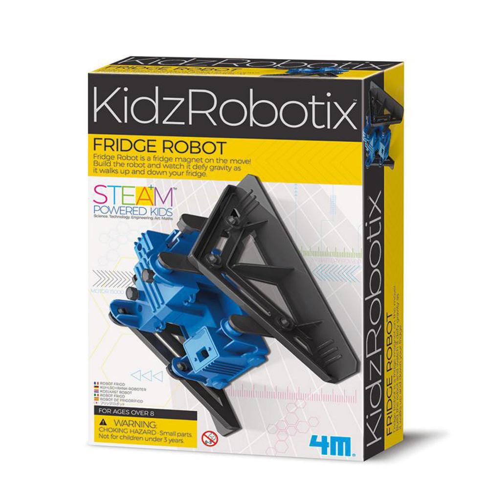 【4M】科學探索系列-冰箱征服者 Fridge Robot 00-03391