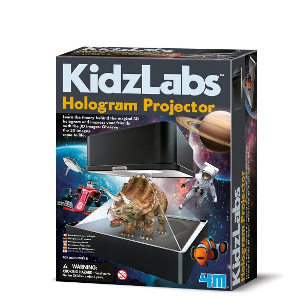 【4M】科學探索系列-全像投影機 Hologram Projector 00-03394