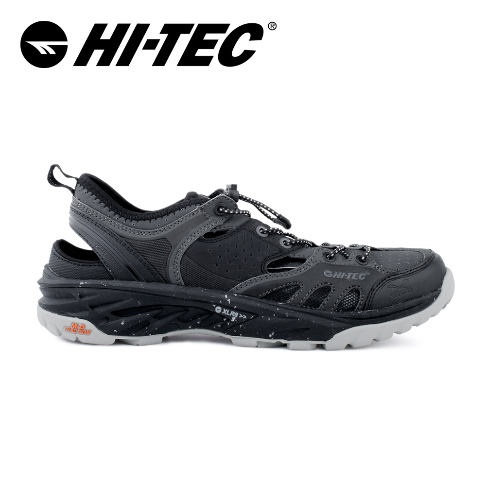 HI-TEC_輕量護指涼鞋(男)-黑_O006569021