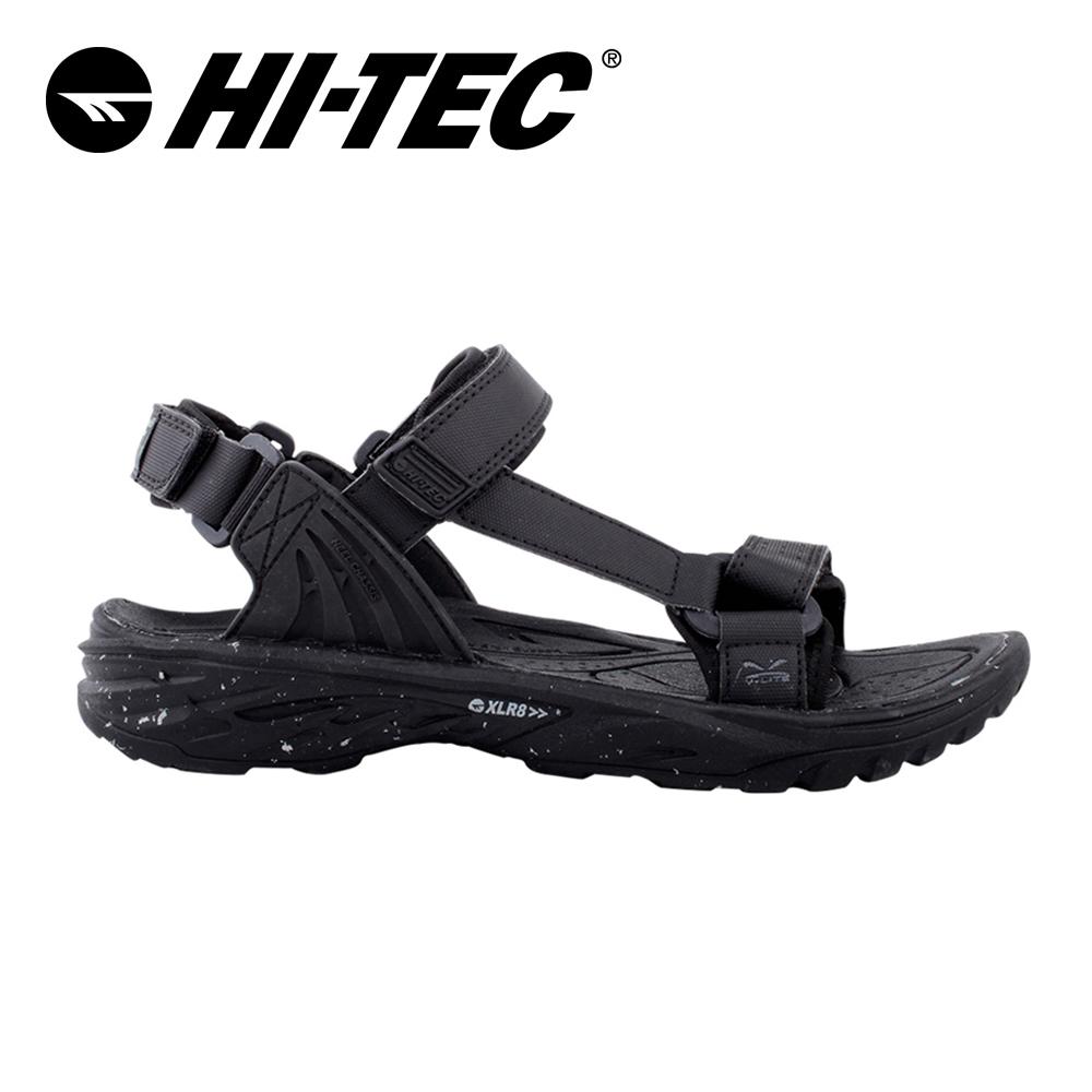 HI-TEC_水陸二棲休閒涼鞋(男)-黑_O006570021