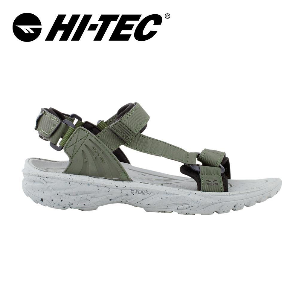 HI-TEC_水陸二棲休閒涼鞋(男)-郊野綠_O006570061