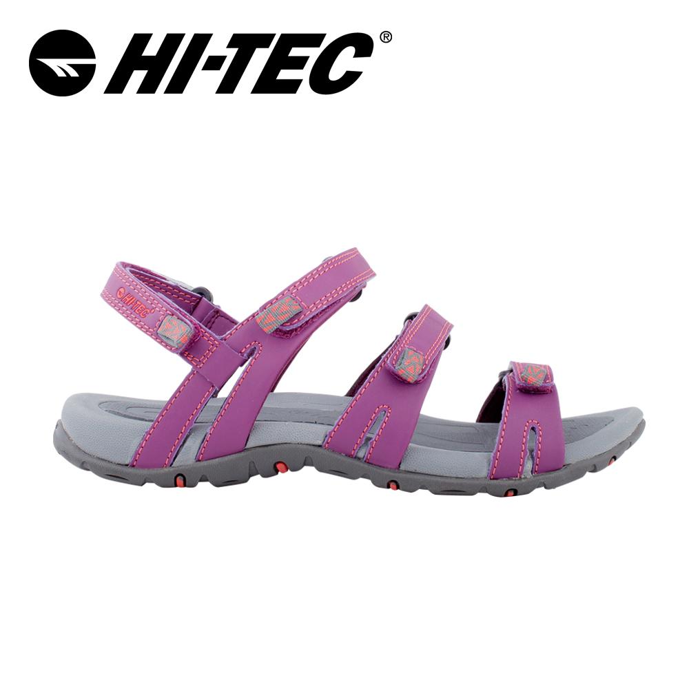 HI-TEC_水陸二棲休閒涼鞋(女)-紫_O006617090
