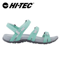 HI-TEC_水陸二棲休閒涼鞋(女)-水藍_O006617031