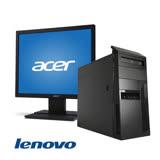 【Lenovo】ThinkCentre M82 超值文書桌上型電腦組