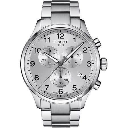 TISSOT天梭韻馳 Chrono XL計時錶