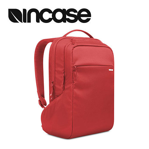 ~INCASE~ICON Slim Pack 15吋 輕巧筆電後背包  紅