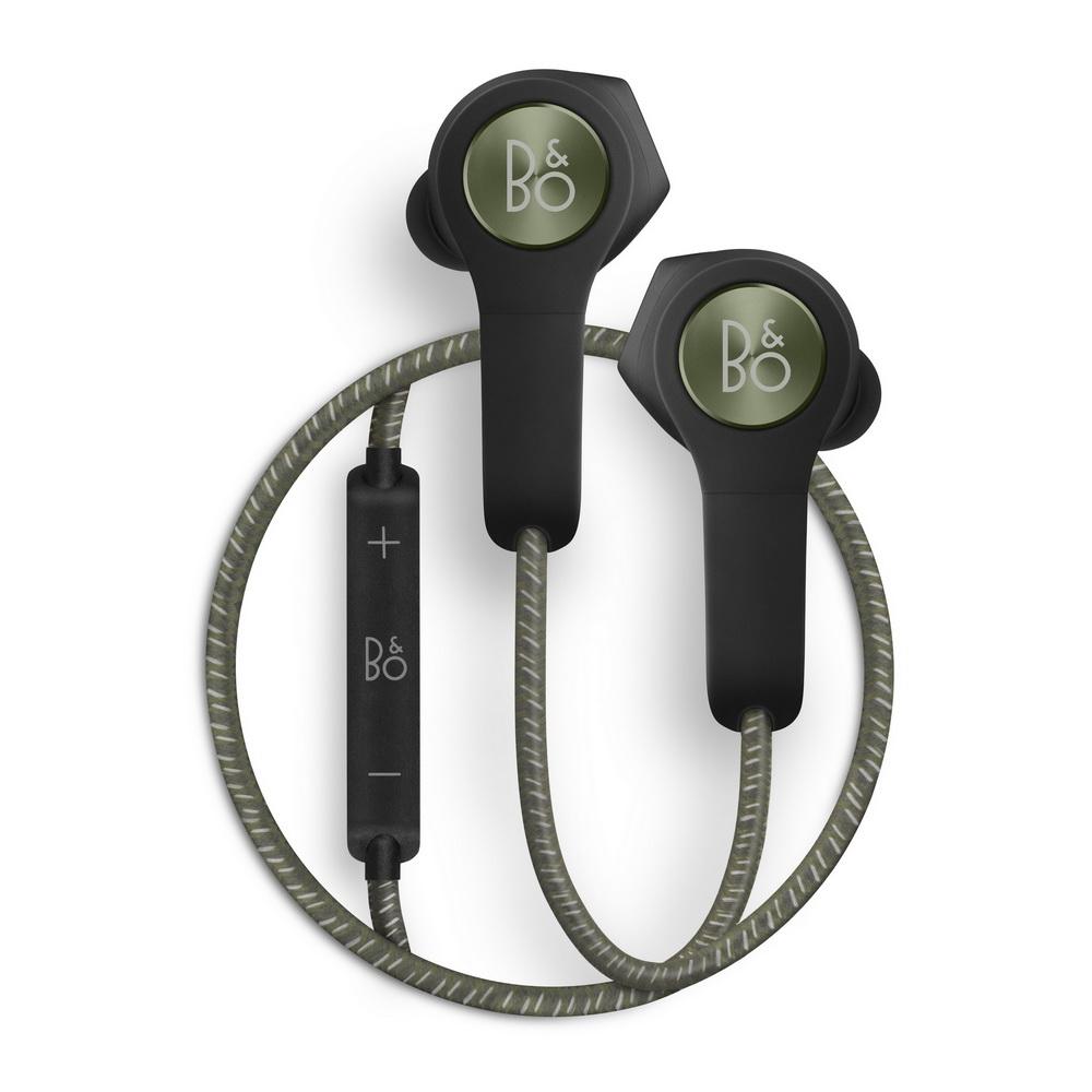 B&O PLAY H5 無線藍牙音樂耳機 森林綠