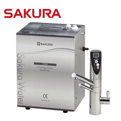 【促銷】SAKURA櫻花 廚下型電解水生成器 P0882/P-0882- 北北基地區附配送及安裝