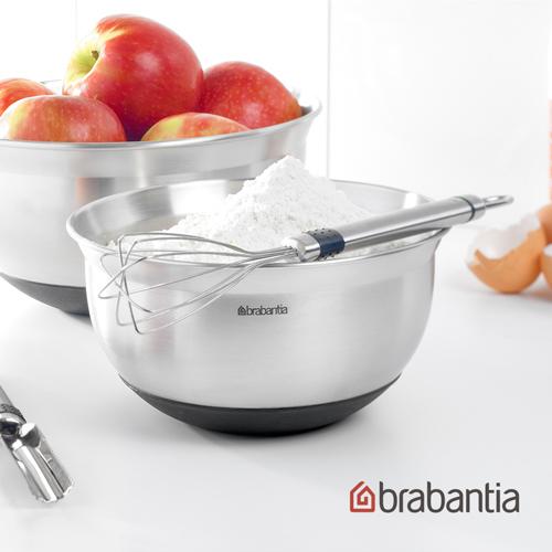 【荷蘭Brabantia】不鏽鋼調理缽1.6L - 黑