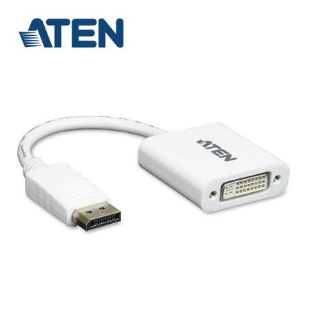 ATEN DisplayPort 轉 DVI轉接器 (VC965)