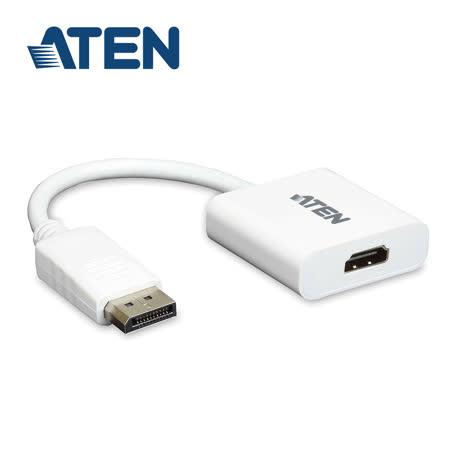 ATEN DisplayPort 轉 HDMI 轉接器(VC985)
