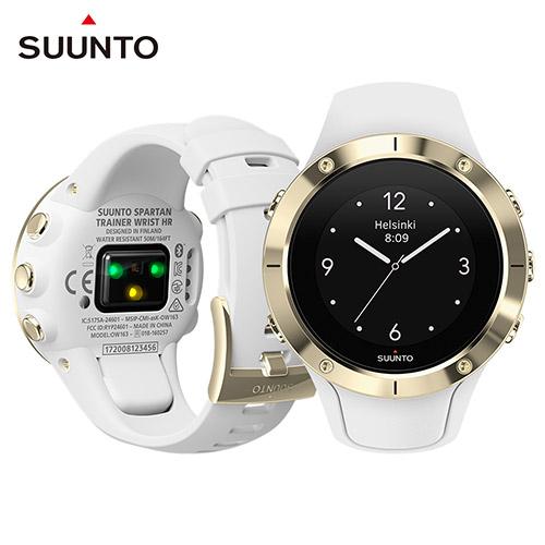 SUUNTO Spartan Trainer Wrist HR Gold 全方位訓練與積極生活GPS運動腕錶【香檳金】
