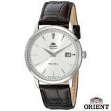 ORIENT 東方之星自動上鍊機械腕錶-白x41mm FER27007W0