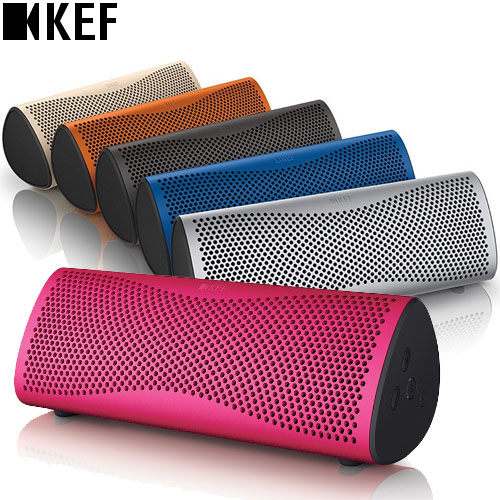 英國 KEF MUO 可攜式藍牙無線喇叭