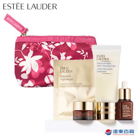 Estee Lauder 特潤超導 明星品四件旅行組