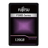 Fujitsu 120GB極速Intel 3D NAND閃存晶片固態硬碟F500S