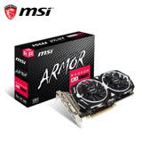 MSI微星 RX 570 ARMOR 8G OC 顯示卡(Gaming虎)