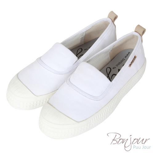 BONJOUR 3cm厚底懶人鞋