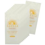SHISEIDO資生堂 ANESSA安耐曬 金鑽高效敏感肌防曬露SPF50+PA++++(4ml*10)