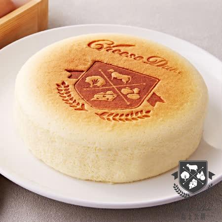 起士公爵 天使親吻輕乳酪蛋糕6吋