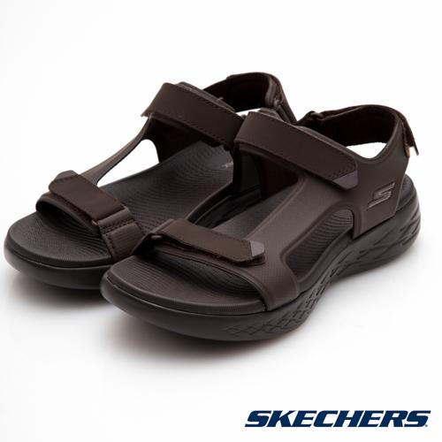 SKECHERS (男) 時尚休閒系列 ON THE GO 600 - 55366CHOC