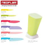 NEOFLAM 彩色刀具7件組