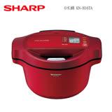 SHARP夏普 HEALSIO 1.6公升0水鍋/無水鍋 KN-H16TA