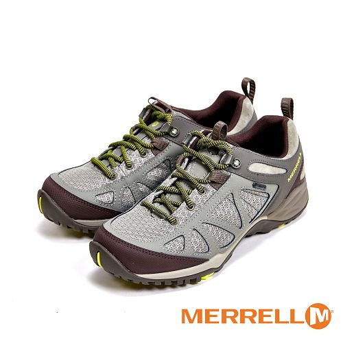 MERRELL SIREN SPORT Q2 GORE-TEX®登山健走多功能運動女鞋-橄欖綠(另有桃紫色) #ML37802