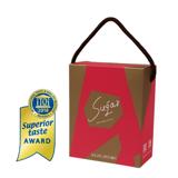 【糖村SUGAR&SPICE】法式牛軋糖-米霓包 (環保提把式設計 無另附提袋)