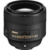 Nikon AF-S NIKKOR 85mm f1.8G (平輸) 贈UV保護鏡+專業拭鏡筆
