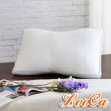 (品特) LooCa 智能分段式負離子乳膠獨立筒枕(1入)