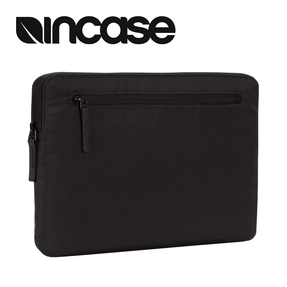 【INCASE】Compact Sleeve MacBook Air 13吋 耐用飛行尼龍筆電保護內袋 / 防震包 (黑)