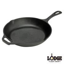 美國Lodge<br/>鑄鐵平煎鍋25CM