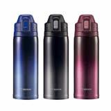 ZOJIRUSHI象印 0.82L SLiT運動型不鏽鋼真空保冷瓶 SD-ES08
