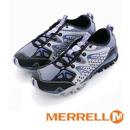 MERRELL CAPRA RAPID水陸兩棲鞋 女鞋-灰紫